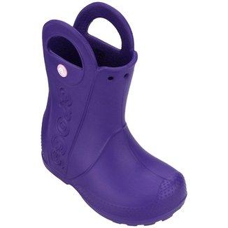 8c4fd3c402b Bota Crocs Handle It Rain Infantil
