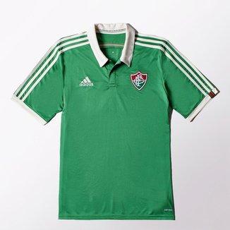 Camisa Adidas Fluminense III 14 15 s n° - Jogador c7dd42aeadc9b