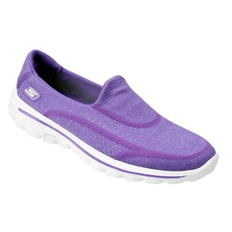 2405e7621ac Sapatilha Skechers GO Walk 2 Super Sock