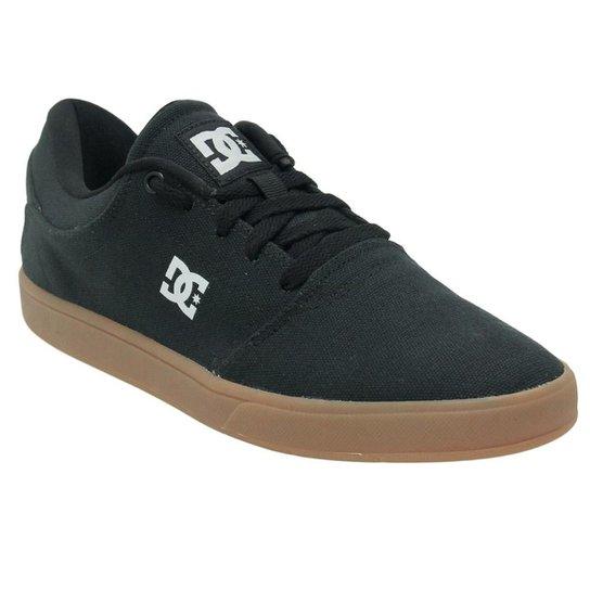6292683c14d22 Tênis DC Shoes Crisis TX La 2 Masculino - Preto e Bege   Netshoes