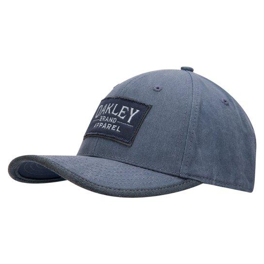 ec0a40f823 Boné Oakley Nomad - Azul Royal