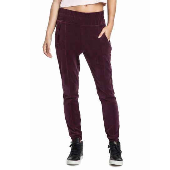 Calça Legging Live Sport Plush Feminina - Roxo - Compre Agora  4d4c86f7e939b