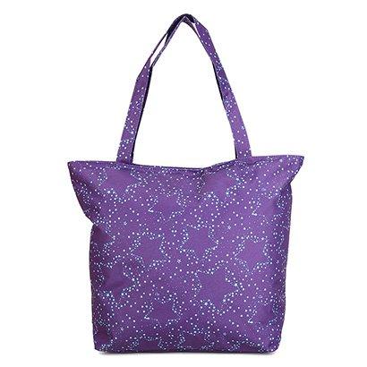 Bolsa Clio Shopping Bag Estrela Feminina