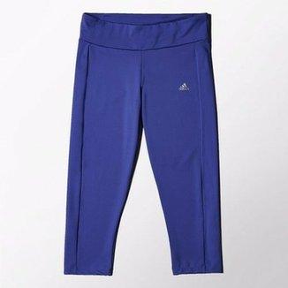 Calça Corsário CLIMA Essentials Feminina - Adidas 3ff62dd28c8