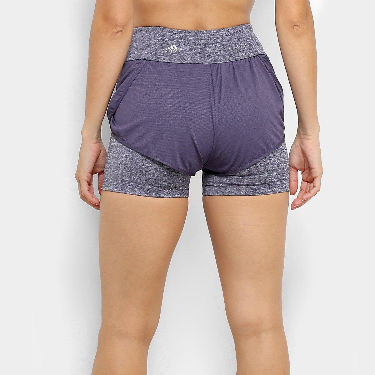 835a6b98e Short Adidas M Dual Feminino | Livelo -Sua Vida com Mais Recompensas