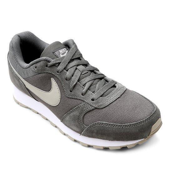 a96d2e910279a Tênis Nike Md Runner 2 Masculino - Chumbo e Bege - Compre Agora ...