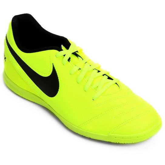 Chuteira Futsal Nike Tiempo Rio 3 IC - Compre Agora  3d184778db18d
