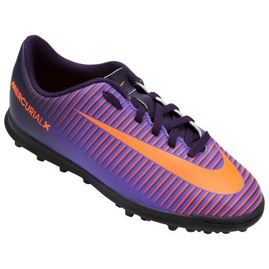 1baf62ef78 Chuteira Society Infantil Nike Mercurial Vortex 3 TF - Compre Agora ...