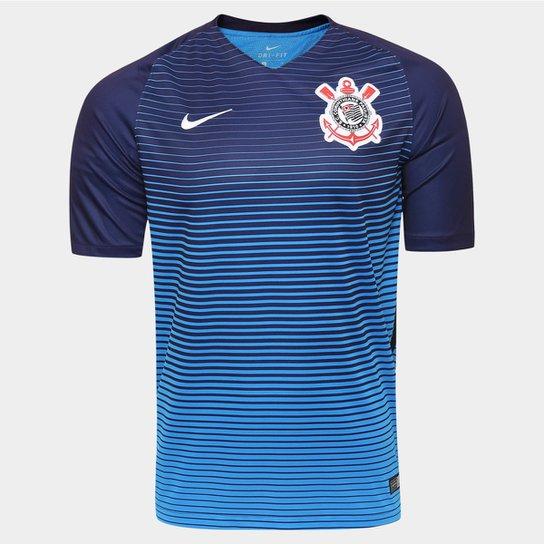 Camisa Corinthians III 2016 s nº Torcedor Nike Masculina - Compre ... 6b5746267a67c