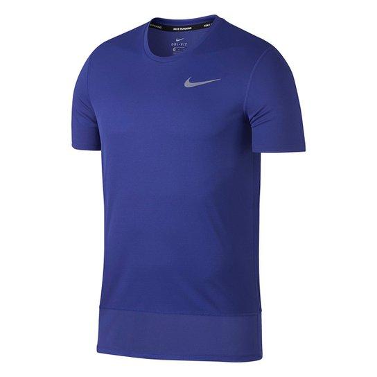 9c7d8f603c Camiseta Nike Dri-Fit Breathe Rapid SS Masculina - Compre Agora ...