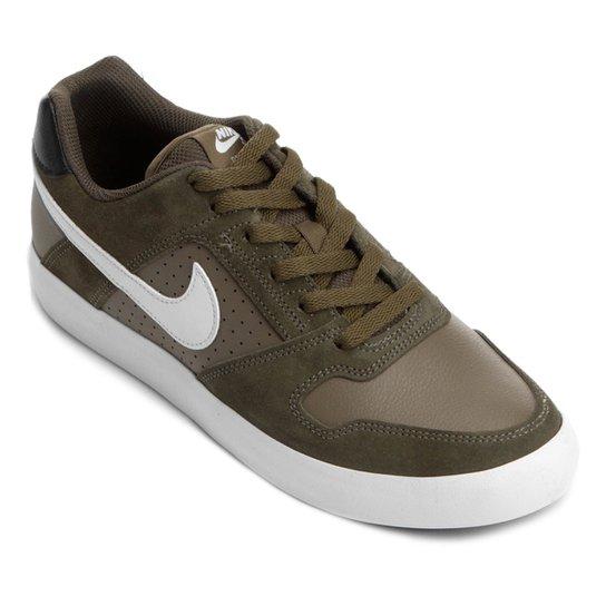 Tênis Nike SB Delta Force Vulc Masculino - Verde Militar - Compre ... cefd095388