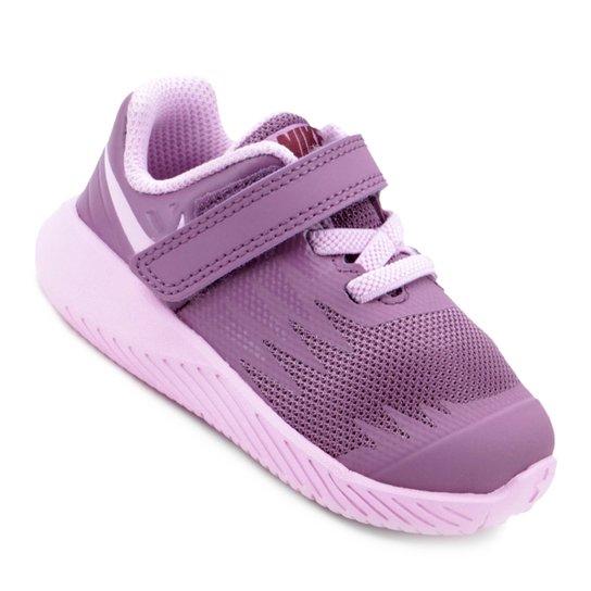 Tênis Infantil Nike Star Runner Menina - Roxo - Compre Agora  55b6b1542a600