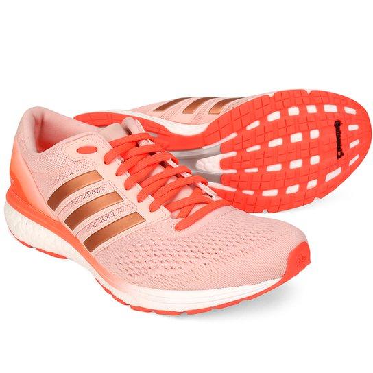 c8ff6fedf4 Tênis Adidas Adizero Boston Feminino - Compre Agora