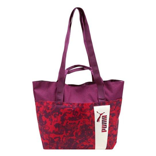 77bd4750b Bolsa Puma Shopper Core Style Large Feminina | Netshoes