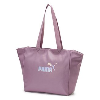 7d18aa5d6 Bolsa Puma Wmn Core Up Large Shopper Feminina