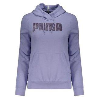 406c9b2c6554a Compre Blusa de Moletom da Puma Feminina Online | Netshoes