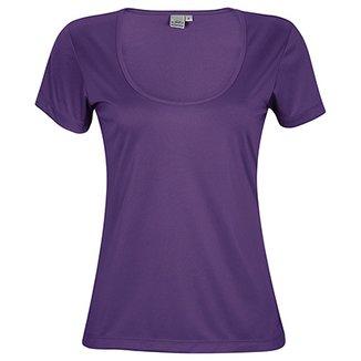 598d17ccb0fffb Camiseta Olympikus Dry Action Essential Feminina