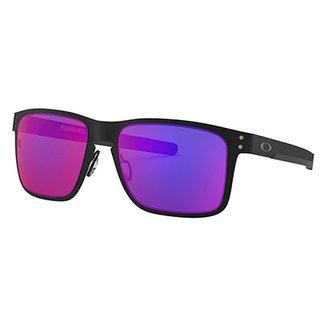 937e0475b Óculos Oakley Siphon Polished Black/ Lente Prizm Sapphire. Ver similares.  Confira · Óculos de Sol Oakley Holbrook Metal Masculino