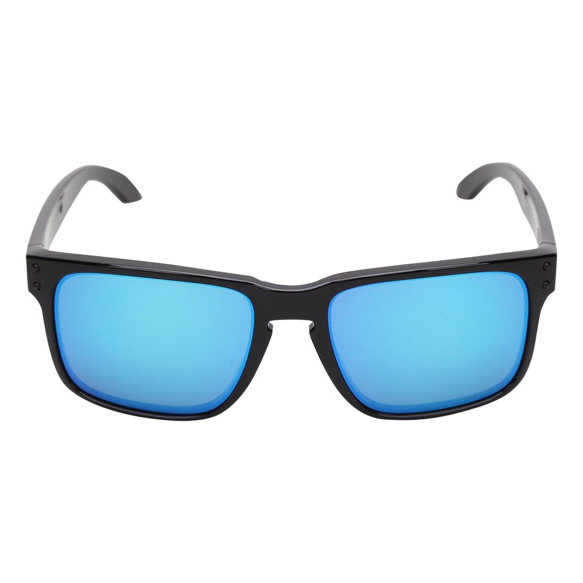 23ef8f78f Óculos de Sol Oakley Holbrook Prizm Tartaruga Masculino | Livelo ...