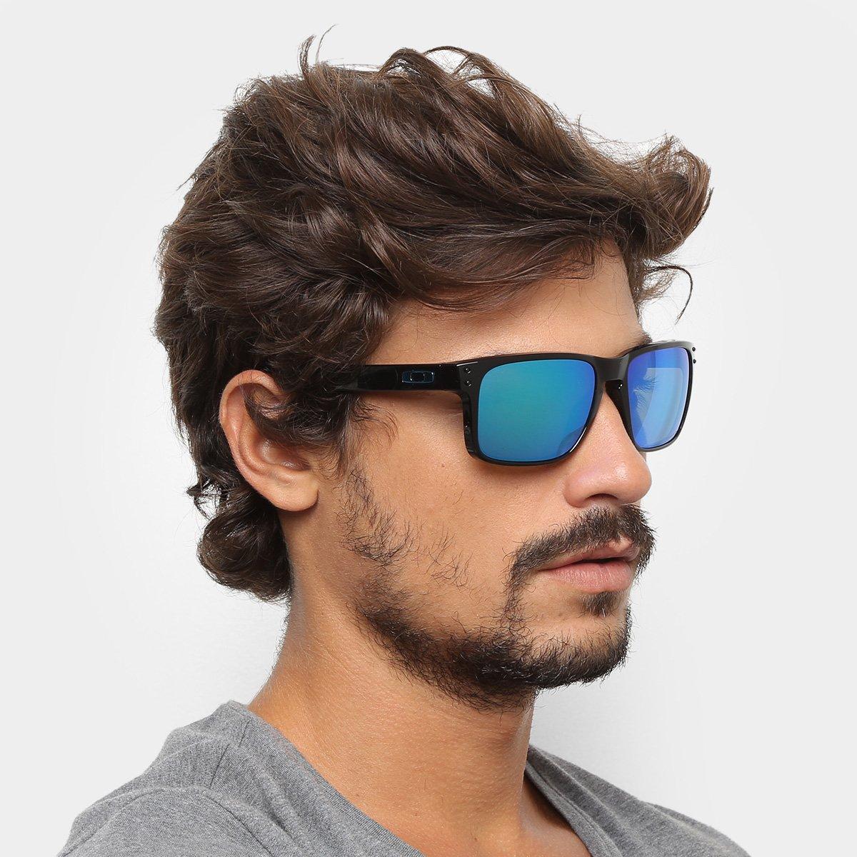 ebee59b83 Óculos de Sol Oakley Holbrook Prizm Tartaruga Masculino | Livelo -Sua Vida  com Mais Recompensas