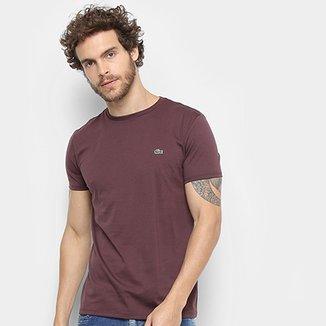 Compre Camiseta da Lacoste de Frio Online   Netshoes 4d1a7a1332