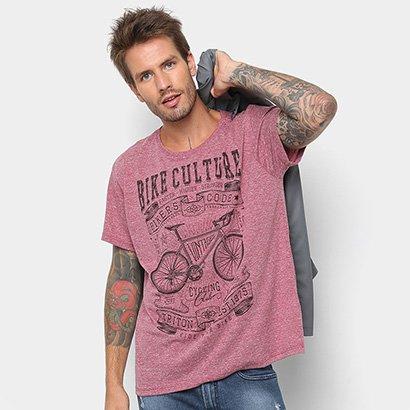 Camiseta Triton Estampada Masculina