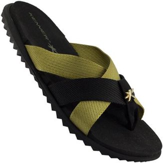 Chinelo Kenner Rhaco Spider Duo Gold Masculino