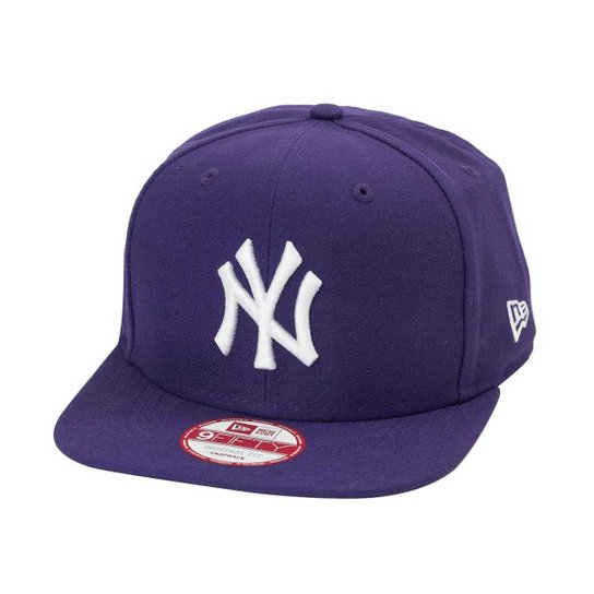 Boné New Era Snapback Original Fit New York Yankees - Compre Agora ... c67d341572c