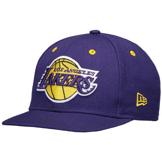 d26c51ca8 Boné New Era NBA Los Angeles Lakers 950 - Compre Agora