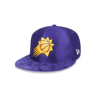 bb7b382b85a37 Boné 950 Phoenix Suns NBA Aba Reta Snapback New Era