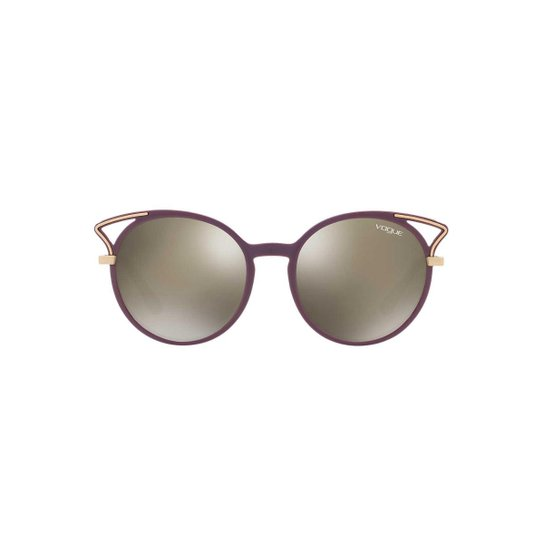 30f93950b Óculos de Sol Vogue Redondo VO5136S Feminino - Compre Agora | Netshoes