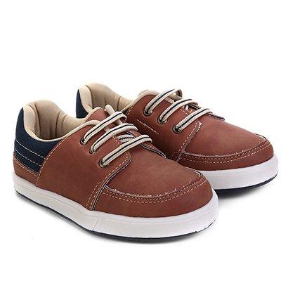 Sapato Infantil Pimpolho Básico Masculino