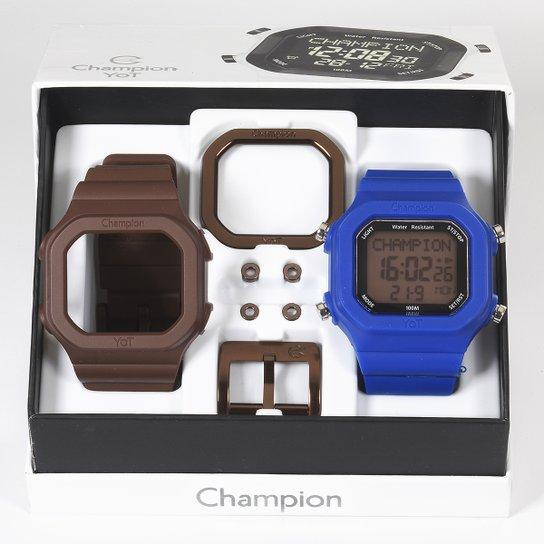 9863a934e73d7 Relógio Champion YOT c  Pulseiras e Acessórios - Compre Agora   Netshoes