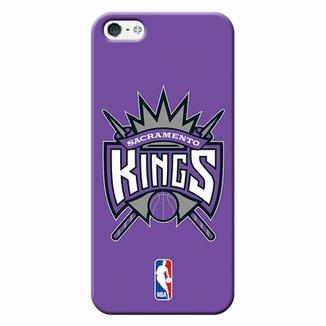 Capinha de Celular NBA - Iphone 5 5S SE - Sacramento Kings 5dafc97b25