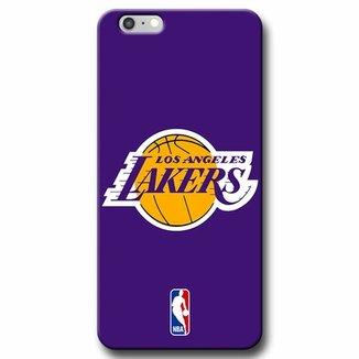 bd6dd65161 Capinha de Celular NBA - Iphone 6 6S - Los Angeles Lakers