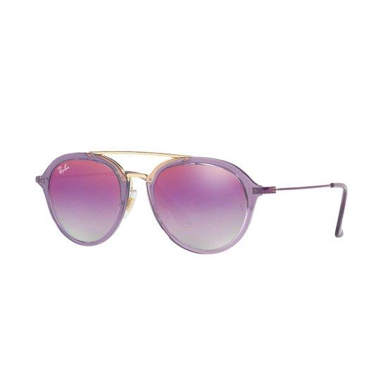 c0c15cc6193dd Óculos de Sol Ray-Ban RJ9065S Feminino - Compre Agora
