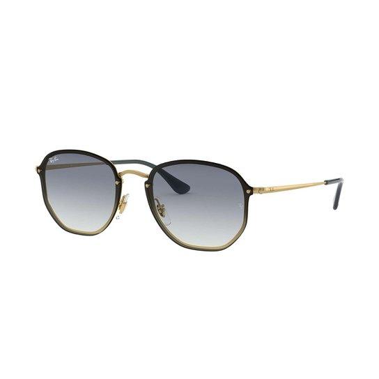 66cd1c8d89605 Óculos de Sol Ray-Ban Feminino - Roxo - Compre Agora