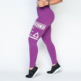 Calça Legging Fitness Honey Be Better Feminina
