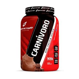 Carnívoro Beef Protein Isolate 900 g - Body Action