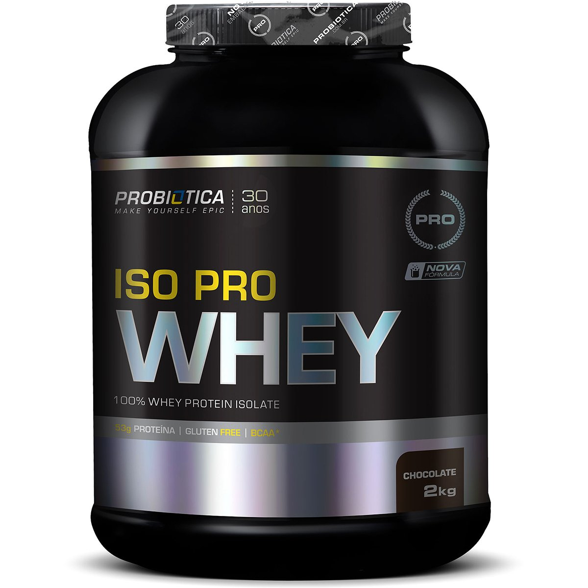 0d5e4c961 Iso Pro Whey 2kg - Probiótica
