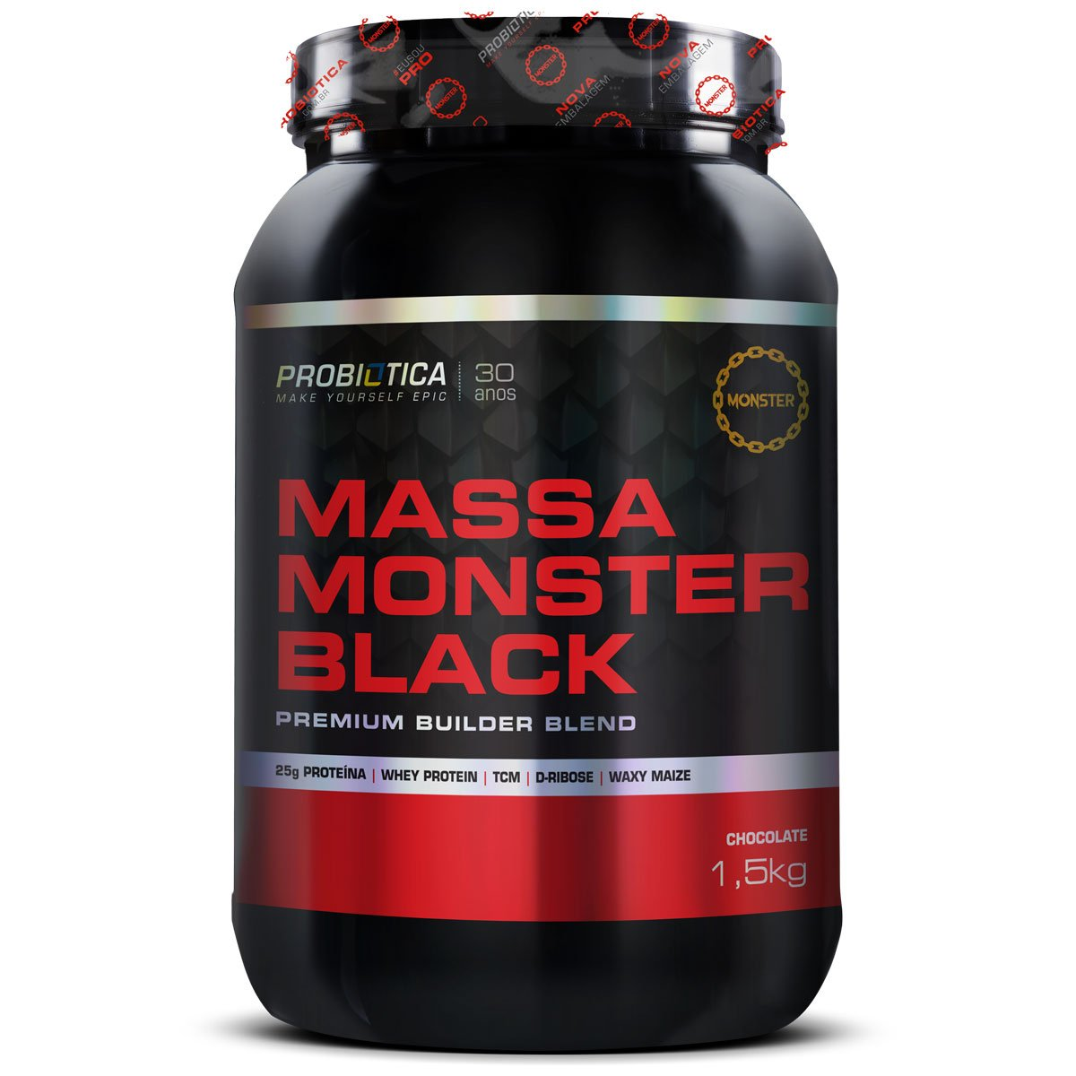 b0a9f6b2c Massa Monster Black 1