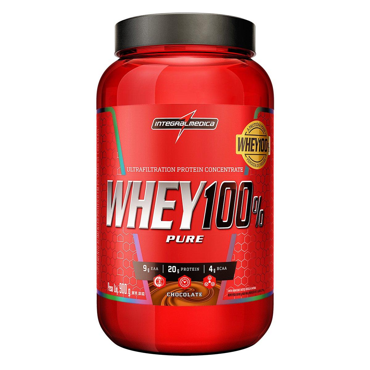fc1433bfd Whey Protein 100% Super Pure 907 g Body Size Pote - IntegralMédica