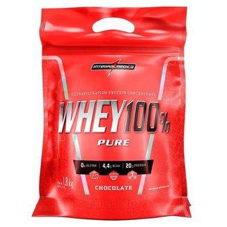 Whey Protein 100% Super Pure 1,8 Kg Body Size Refil - IntegralMédica 2134e4a63e