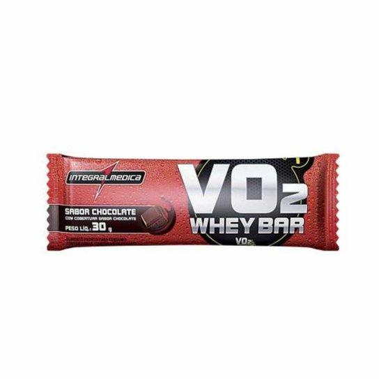c4a5901e2 Vo2 Protein Bar 30G - Integral Médica - Côco - Chocolate - Compre ...