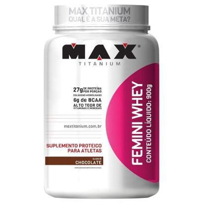 Femini Whey 900 g - Max Titanium
