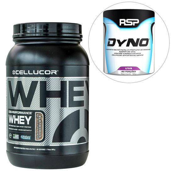 f52a342ee Kit Whey Cor-Performance 900g - Cellucor + Dyno192g - RPS Nutrition ...