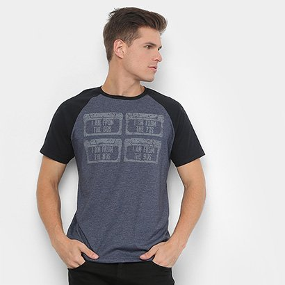Camiseta Burn I am From Masculina