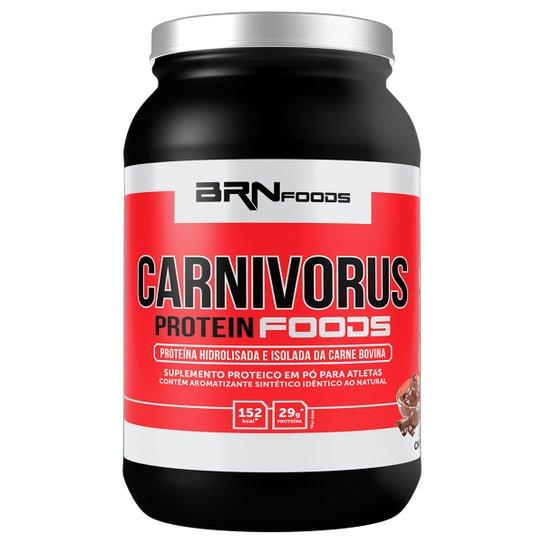 3fe7ee8ae Carnivorus Protein Foods 900G - BRN Foods - Compre Agora