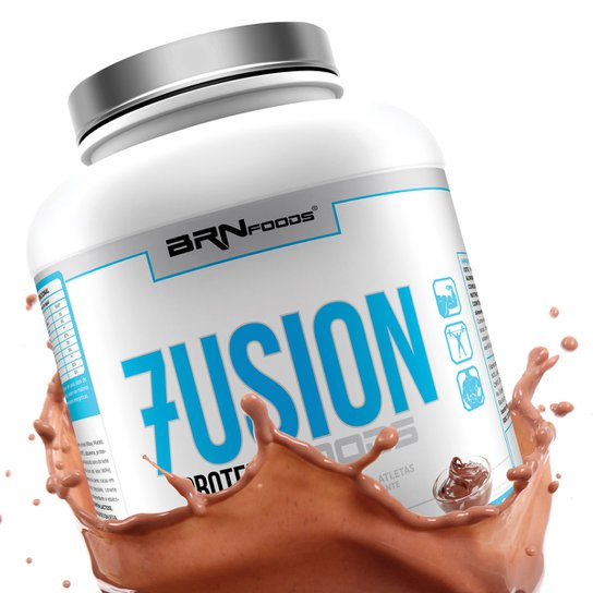 3d718a22c24 Whey Protein Concentrado Fusion Protein Foods 2kg - BRN Foods ...