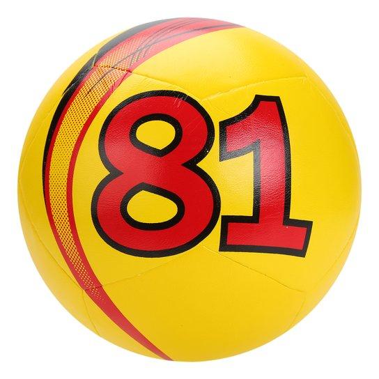 f86309ca3 Bola Futebol Campo Since 81 Matrix Clássica - Amarelo+Vermelho